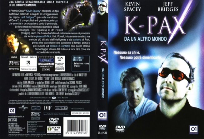k pax full tr dublaj - K-Pax Full Türkçe Dublaj İzle