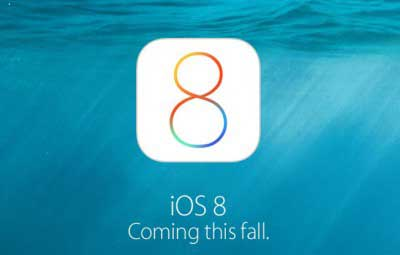apple ios8 400x255 - Apple ios8 ile gelen yenilikler