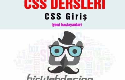 css dersleri 400x255 - CSS Giriş - Yeni başlayanlar