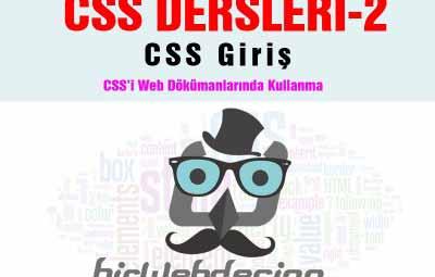 css dersleri web dokumaninda kullanma 400x255 - Css'i Web Sayfasında Kullanma Ders-2
