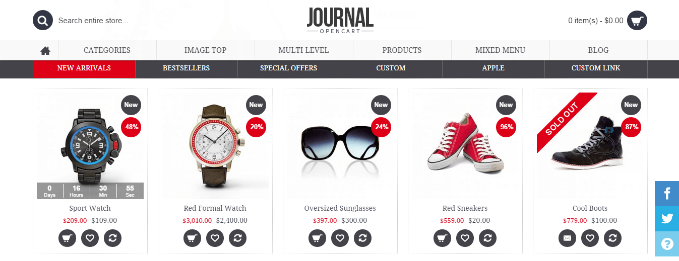 journal-opencart-theme-free