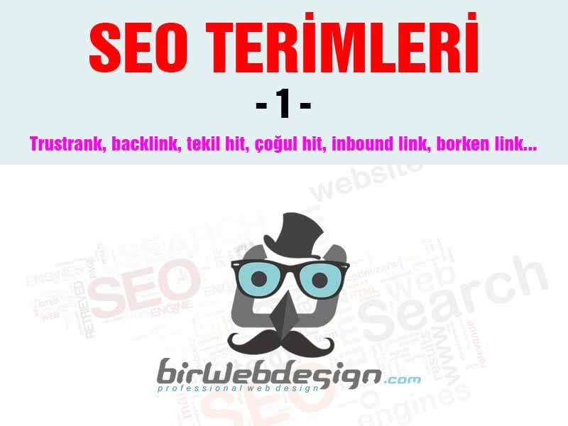 seo terimleri inbound link tekil cogul hit - SEO Terimleri - 1