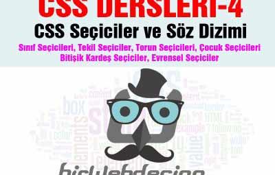 css-dersleri-seçiciler-sozdizimi-ozellikleri-4