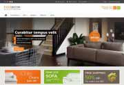 Opencart Ücretsiz Free Template Pav Decor Download İndir