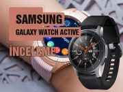 Samsung Galaxy Watch Active inceleme