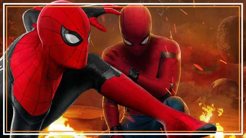 2019 Filmleri Listesi Film Önerileri Örümcek Adam Evden Uzakta / spider men far from home page
