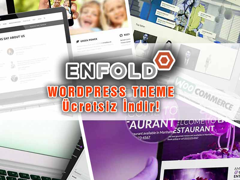 Enfold WordPress Theme Teması Free Ücretsiz Download V4.5.6