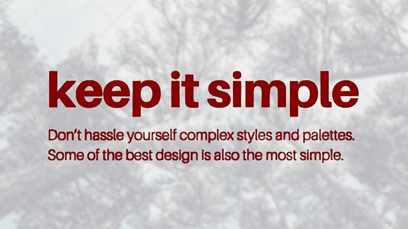 Grafik tasarım ipuçları - Odaklanmak için zaman ayırın