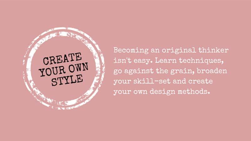 Grafik tasarım ipuçları - Yaratıcılık ve özgünlük