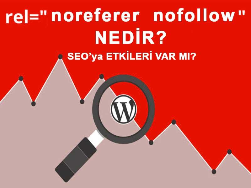 Nofollow Noreferrer Arasındaki Fark ve Neden Önemli