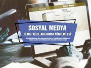 Sosyal Medya Hedef Kitle Arttırmak İçin Pratik Çözümler!