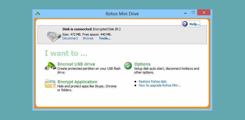 surucu sifreleme rohos mini drive download - Ücretsiz HDD USB Flash Sürücü Şifreleme Araçları