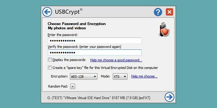 USBCrypt download