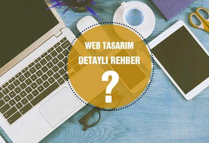 Web tasarımı nedir? responsive web sitesi ve tasarım hakkında bilinmesi gerekenler