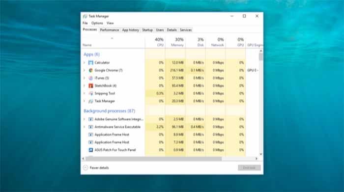 windows 10 hizlandirma arka plan programlari kaldirma - Windows 10 Hızlandırma ve Performans Arttıracak Etkili İpuçları