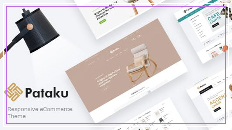 Pataku V1.0 - Technology Opencart Theme (Page Builder Layouts) Teması İndir