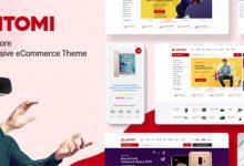 Antomi Opencart Theme Multipurpose E Ticaret Teması Ücretsiz İndir