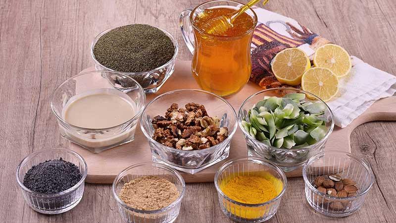Baharatlı Çay (karanfil, Karabiber, Kakule)