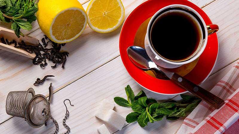 Bitkisel çaylar nane çayı