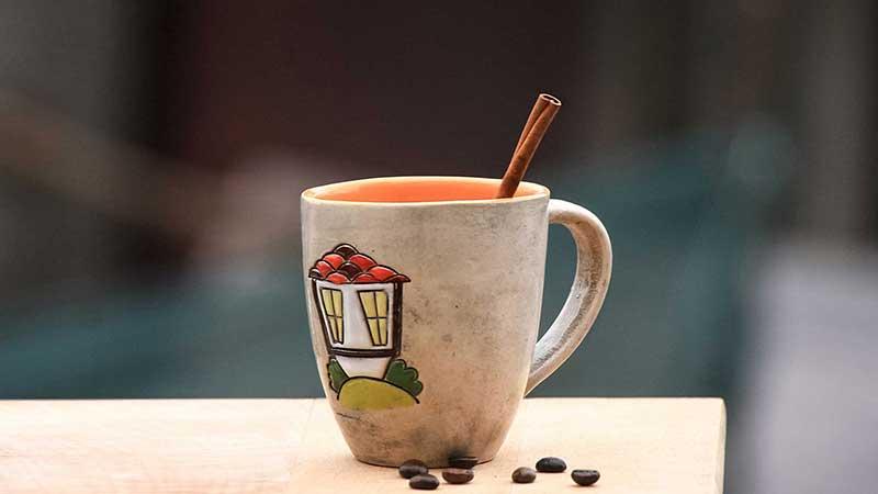 Bitkisel çaylar tarçınlı çay