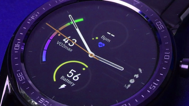 Huawei Watch GT 2 fitness takibi