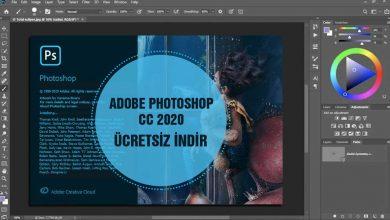 Adobe Photoshop CC 2020 Full Free Ücretsiz İndir Download V20.0.6
