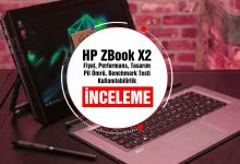 HP ZBook X2 incelemesi Özellikler Fiyat ve karşılaştırma
