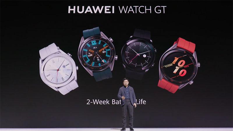 Watch GT 2 İşletim Sistemi