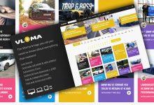 Vloma WordPress Video Teması Free Ücretsiz İndir