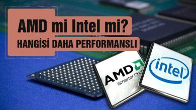 AMD mi Intel mi? Artıları Eksileri Masaüstü Dizüstü ve Oyun Performansları