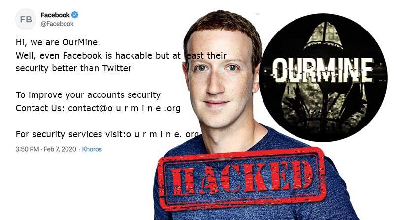 hacker grubu ourmine tarafindan faceboouk un twitter hesabi hacklendi 1 - Hacker grubu OurMine tarafından Facebook'un Twitter hesabı Hacklendi