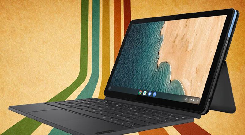 Lenovo IdeaPad Duet - 2020 için en iyi Chromebook PC ler Hangileri? Hangisi Daha Performanslı?