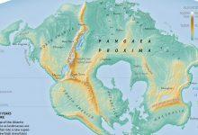 Afrika Kıta değişimi yeni okyanus formu ile Madagaskar Parçalanacak